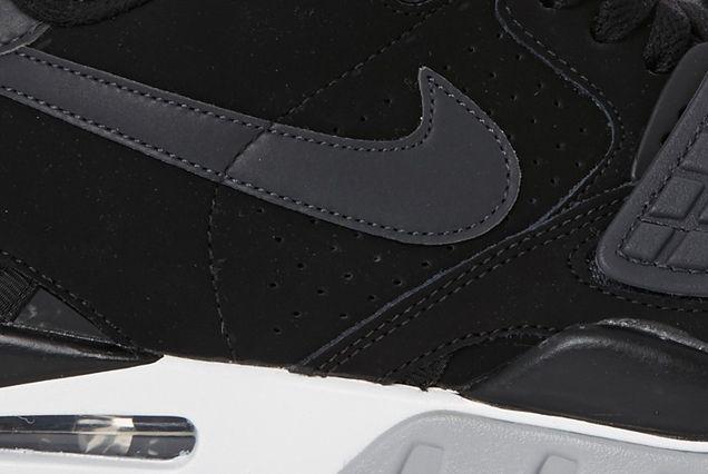 Nike Air Trainer Sc Ii Black White Grey 2
