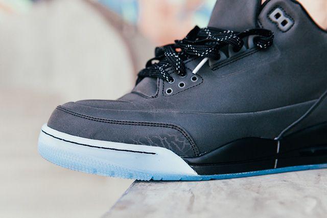 Air Jordan 5 Lab3 Black 3