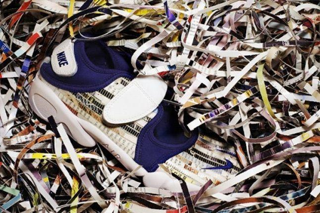 Nike Recycled Magazines 1