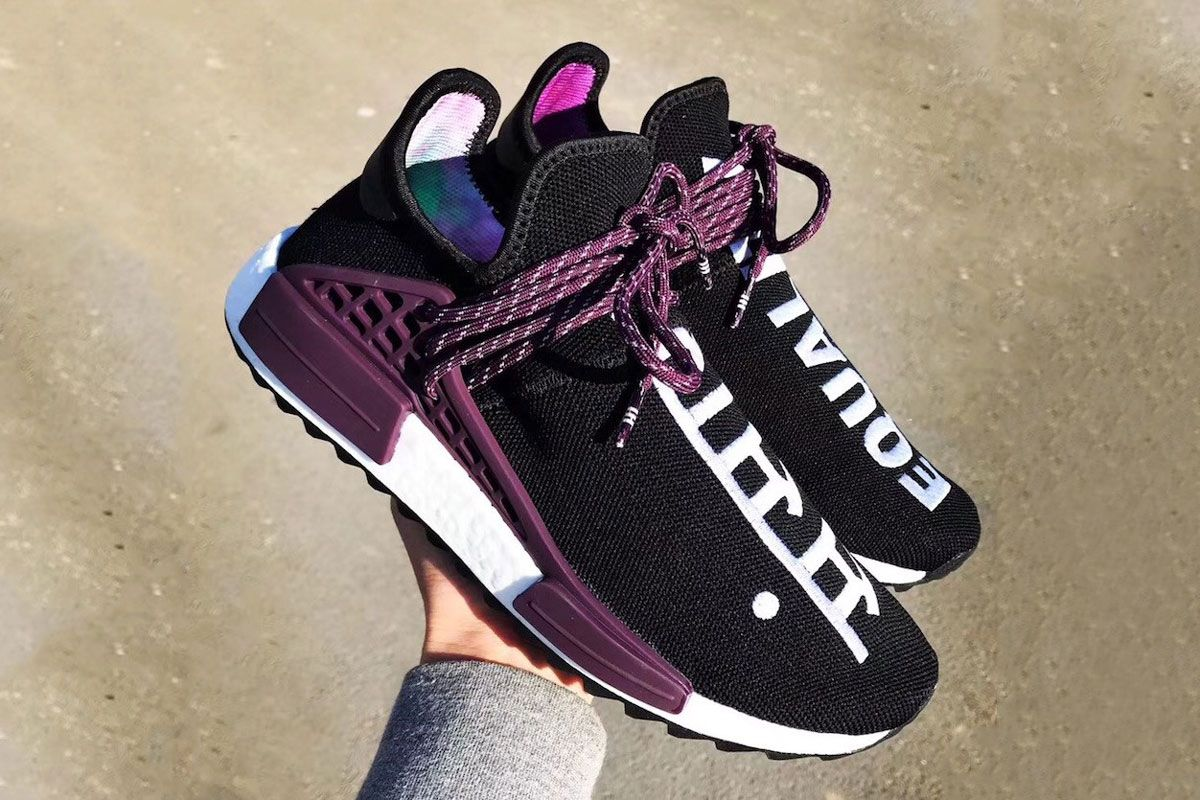 Pharrell X Adidas Hu Nmd Trail Holi 4