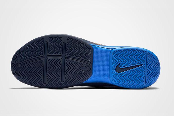 Nikecourt Zoom Vapor 9 5 Tour Obsidianhyper Cobalt 3