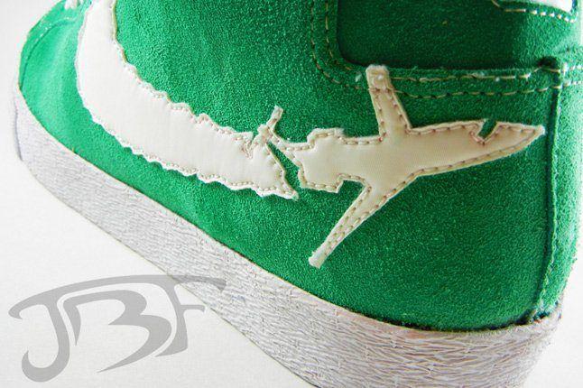Nike Currensy Jetlife Blazer 2 2