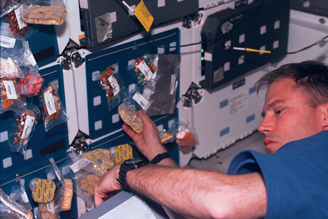 Material Matters Velcro Nasa