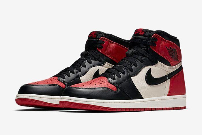 Air Jordan 1 Bred Toe Official Release Details Sneaker Freaker 4