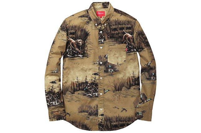 Supreme Dog Duck Shirt 1