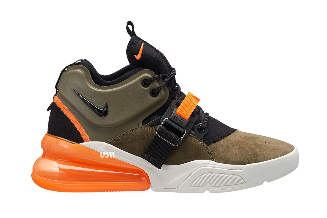Nike Air Force 270 10
