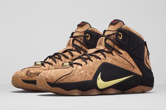 Nike Lbj 12 Kings Cork 5