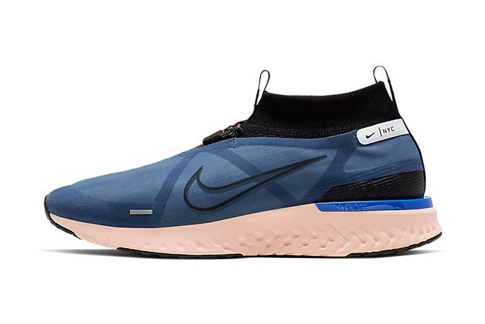 Nike React City Premium New York Nyc Bq5304 002 Release Date Lateral