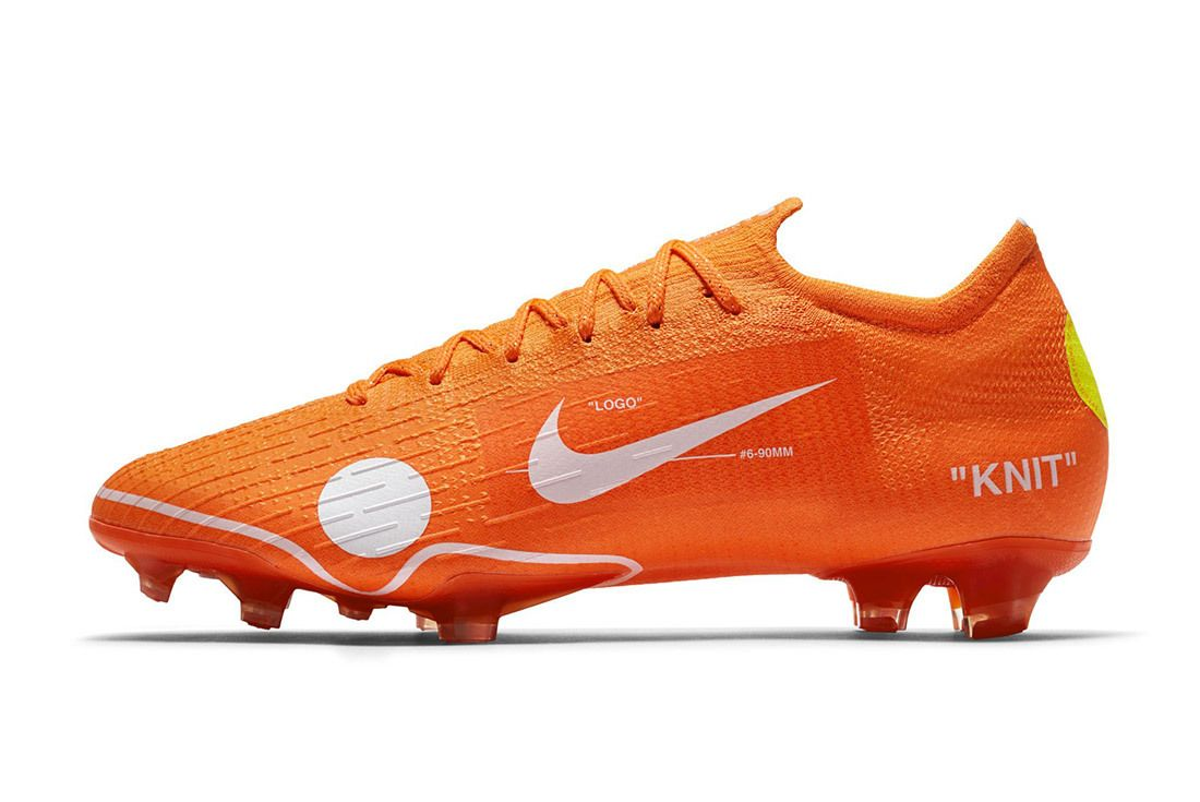 Off White Nike Mercurial 1