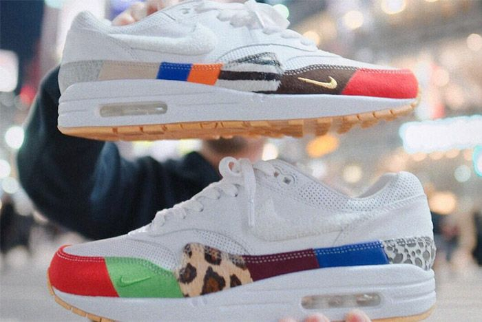 Nike Air Max 1 Master Friends Family White 4