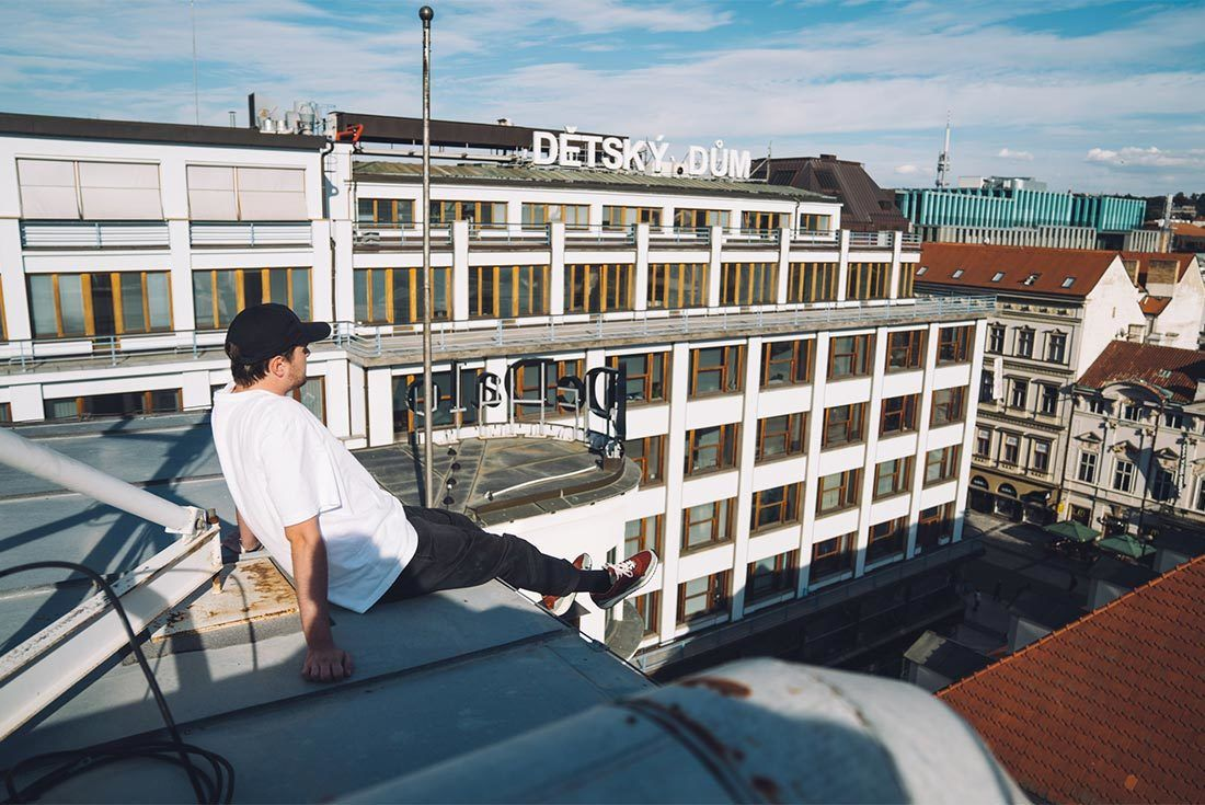 Kangaroos X Footshop The City Of A Hundred Spires Ultimate 3 Interview 23
