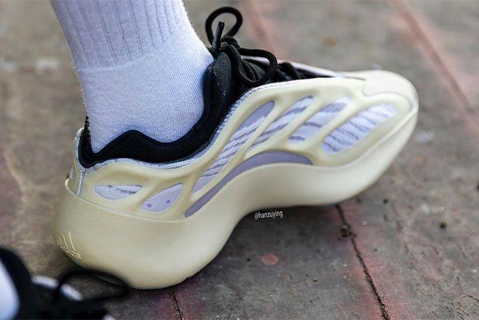 Adidas Yeezy 700 V3 Azael On Foot 7