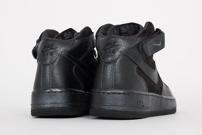 Nike Air Force 1 Mid Wmns Obisidan 3