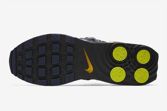 Nike Shox Gravity Midnight Navy 3