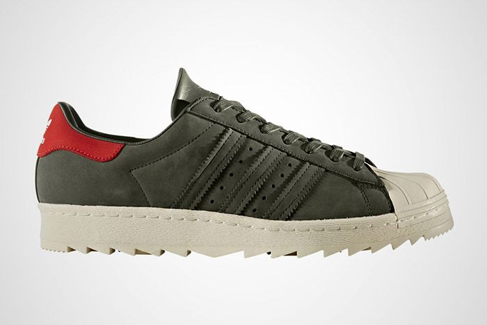 Adidas Superstar 80 S Tr Green 1