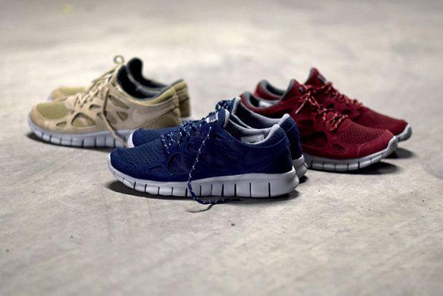 Nike Free 2 0 Suede Pack
