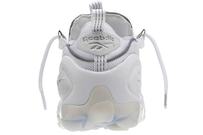 Reebok Dmx Run White Heel 1