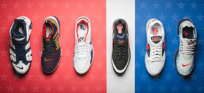 Nike Debuts 2016 Olympic Collection2