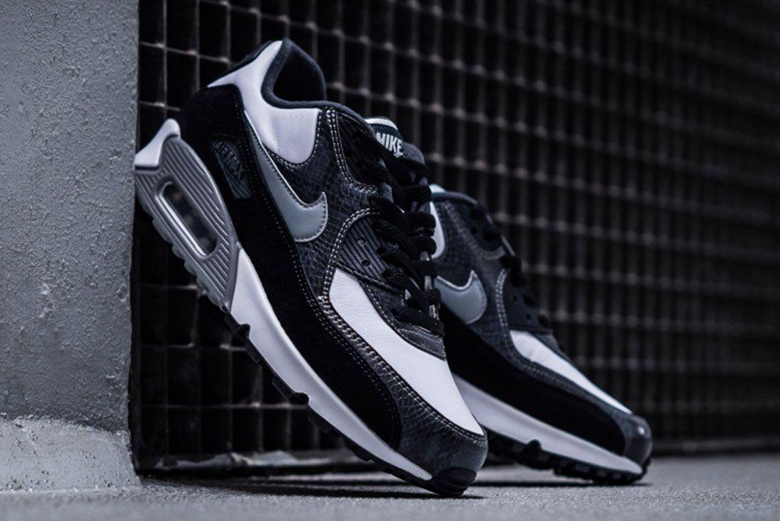 Nike Air Max 90 Qs Python Cd0916 100 Mood 3 On Foot