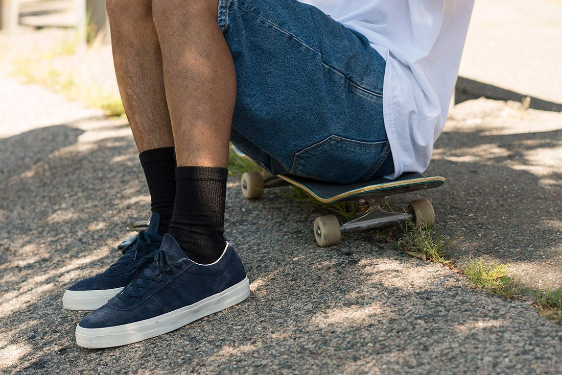 Sage Elsesser Converse Cons One Star Cc Pro Navy 8