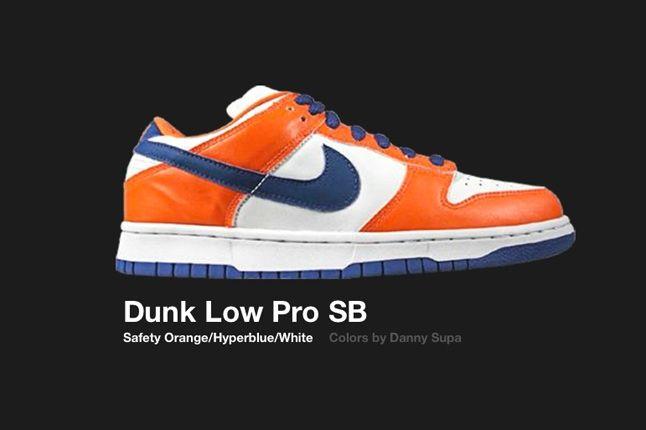 Nike Dunk Sb Low Danny Supa 2002 1