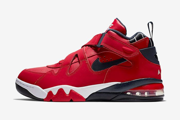 Nike Air Force Max Cb Gym Red Cj0144 600 Release Date Side