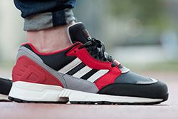 Adidas Eqt Running Cushion 91 Rubin Red Thumb