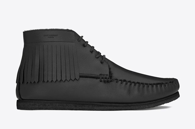 Saint Laurent All Black 3