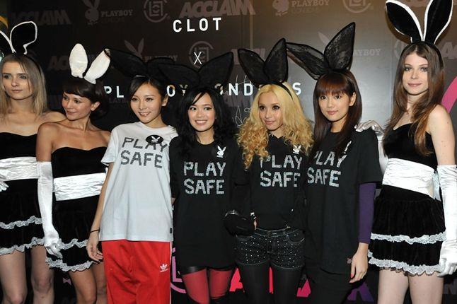 Clot Playboy Acclaim Party 5 1