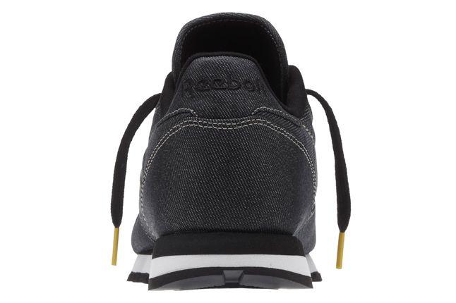 Reebok Classic Leather Denim Heel 1