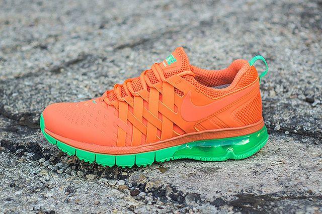 Nike Fingertrap Max Nrg Turf Orange 3