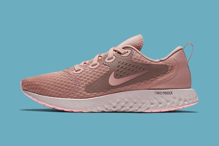 Nike React Violet Dust 1