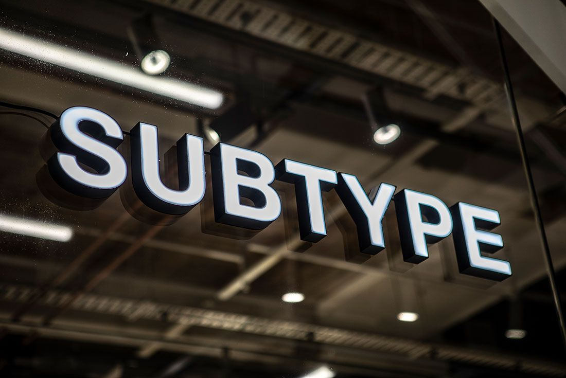 Subtype Opening Melbourne 18