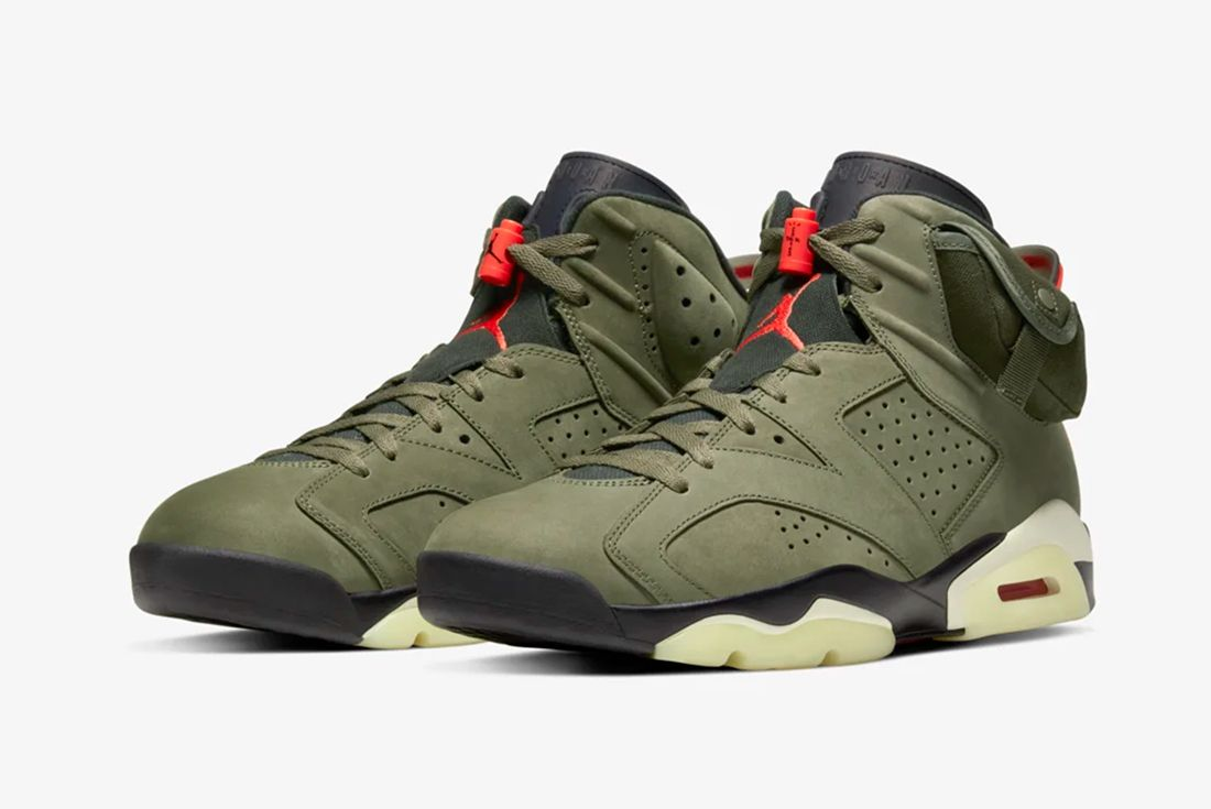 Travis Scott Air Jordan 6 Where To Buy Quarter