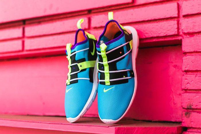 Nike Vortak Lagoon Blue Pink 5