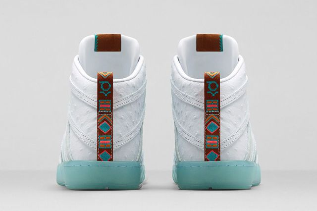 Nike Kd Vii Lifestyle Ice Blue 3
