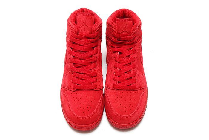 Air Jordan 1 Retro High Suede Pack13