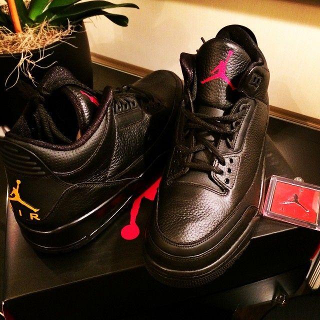 Air Jordan 3 Drake Lil Wayne 1