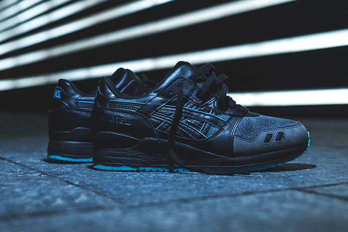 Ronnie Fieg Asics Gel Lyte Iii Leather Back