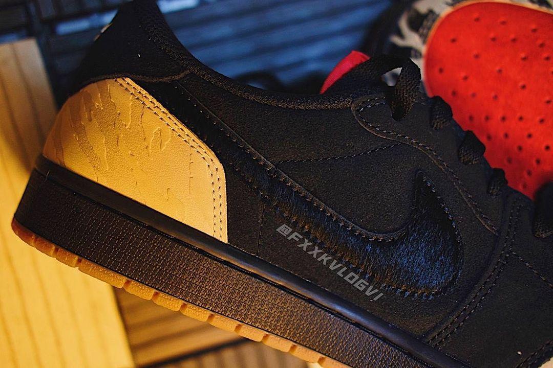 Solefly x Air Jordan 1 Low