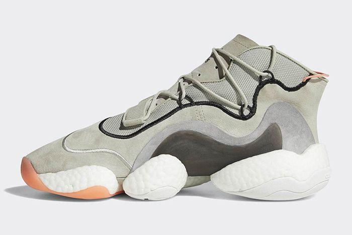 Adidas Byw Khaki Grey B37478 6 Sneaker Freaker