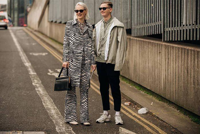 Jonathan Daniel Pryce London Fashion Week Style Recap 2019