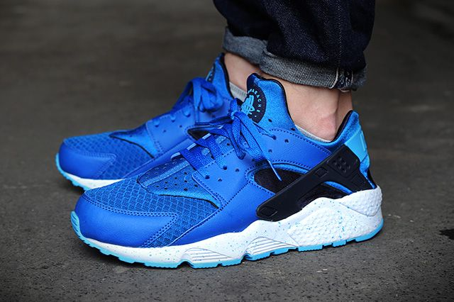 Nike Air Huarache Military Blue Obsidian