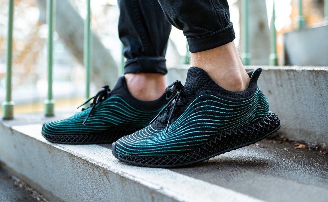 Parley x adidas Ultra Boost 4D Uncaged