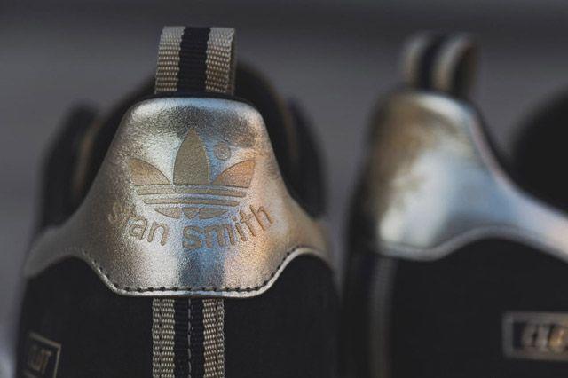 Clot X Stan Smith Heel Detail