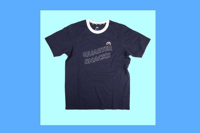 Nike Sb Quartersnacks Collection 2