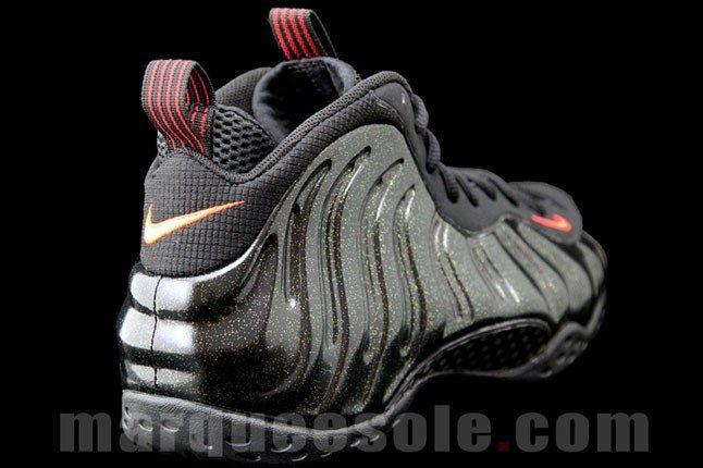 Nike Foamposite Black 3 1
