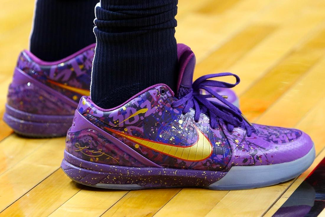 The Steeziest Nba Sneaker Moments From October 7