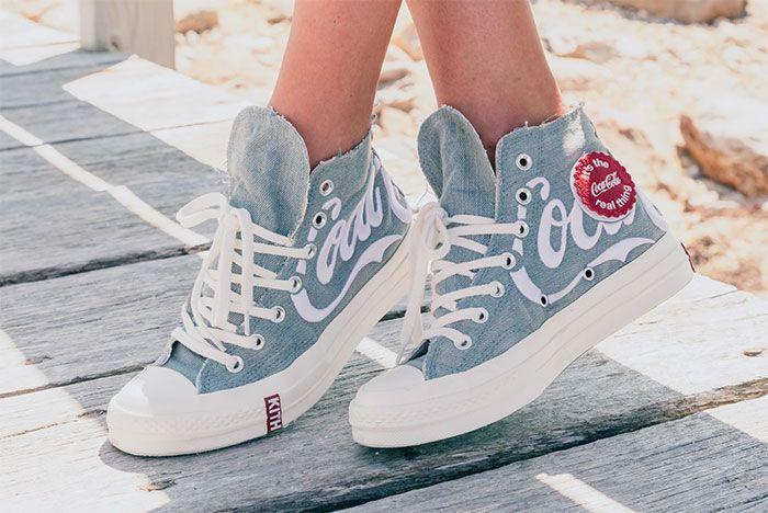 Converse Chuck 70 Kith Coca Cola