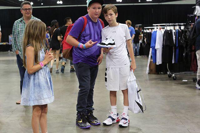 Sneaker Con La Recap 98